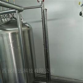 UHF/UHZ系列抽真空容器磁翻板液位计