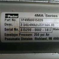 1P4MA0015039美国PARKER气动圆形缸筒气缸1P4MA0004600