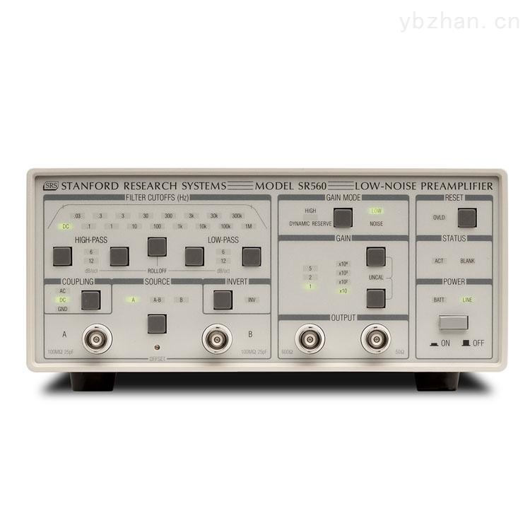 SRS低噪声电压前置放大器