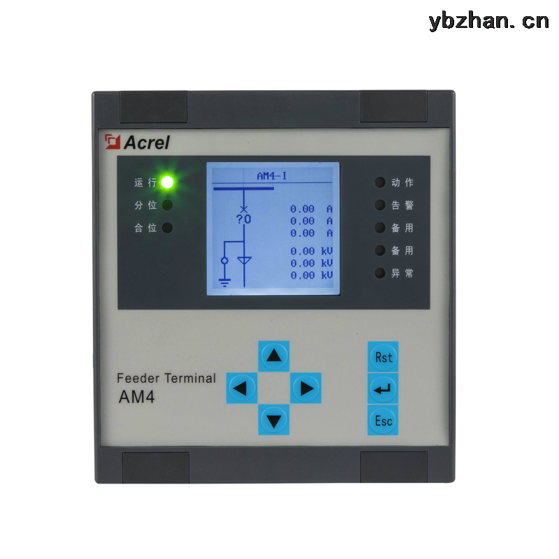 过电压零序过压告警微机保护装置厂家