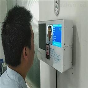 LB-BJF人脸识别智能壁挂酒精检测仪