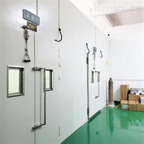 新风组合式空气处理机组实验室 新风多功能焓差试验室 新风组合焓差室