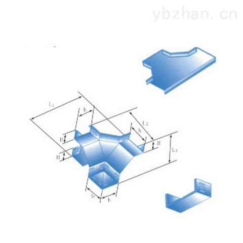 XQJ-C-4B上垂直等径四通