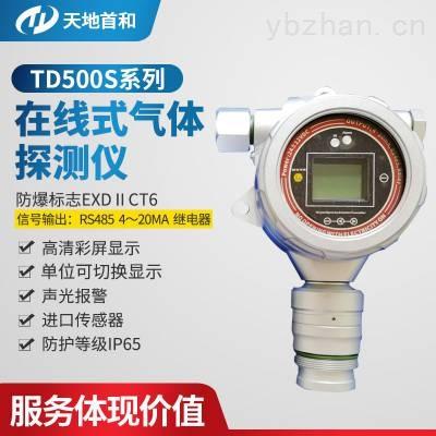 TD500S-C2H4O2固定式乙酸气体泄漏检测报警仪 气体变送器