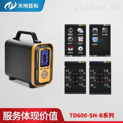 TD600-SH-B-MEK手提式丁酮分析仪防护等级IP66