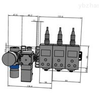 PNP1输出ISA3-GCP-3B-L1-SMC数字式传感器