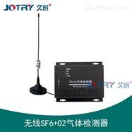 JC-DL/1-02W无线SF6+O2气体检测器