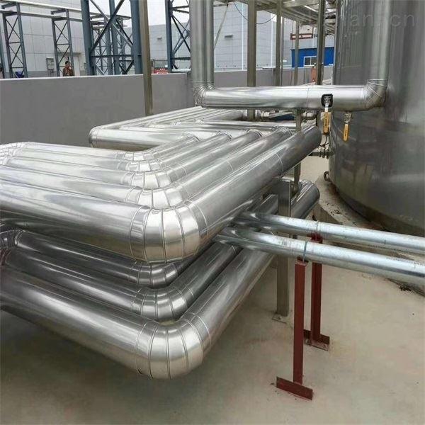 高密市蒸汽管道保温施工