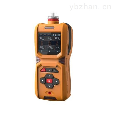 TD600-SH-GeH4防爆型便携式锗烷检测报警仪_6合1气体测定仪