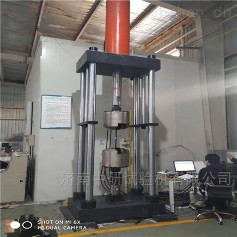 钢筋套筒灌浆连接件反复拉压试验机
