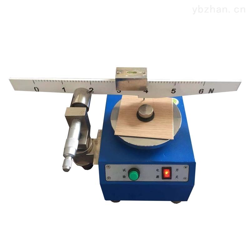 人造板表面划痕试验机