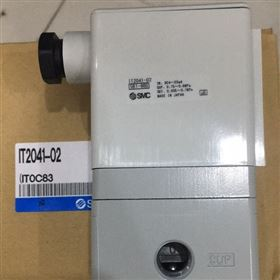 IT2041-02电-气变换器日本SMC气动比例阀