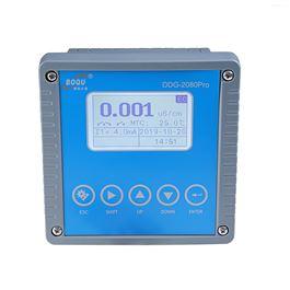 DDG-2080Pro制药厂卫生型卡箍式高温电导率仪