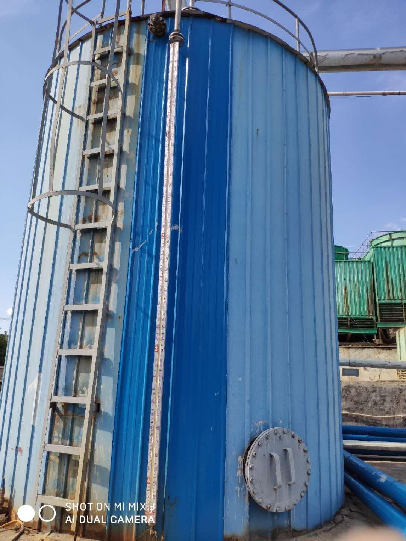 化工厂甲醛甲缩罐液位计现场案例