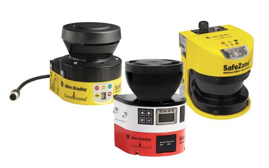 羅克韋爾自動化增強型安全激光掃描儀助力實現對關鍵數據的訪問