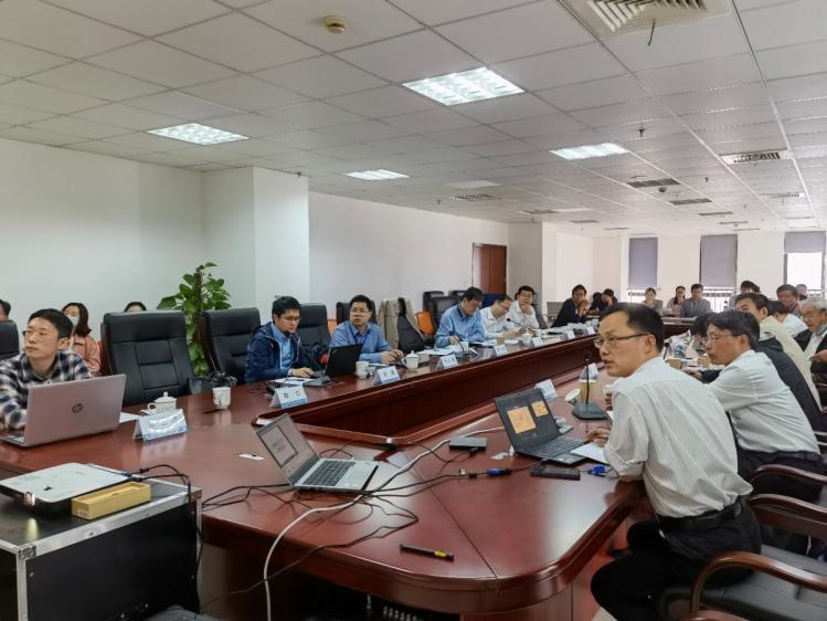 中國計量院-上海技物所聯合實驗室第一屆學委會會議召開