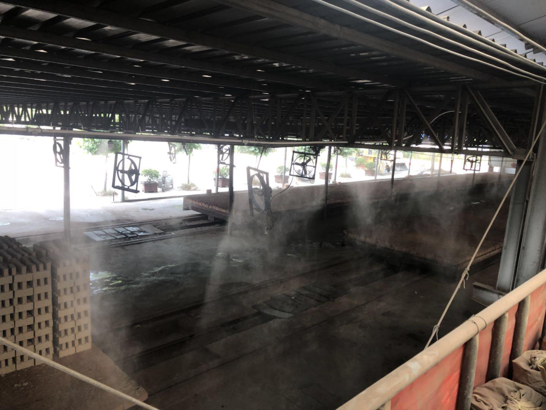 亳州施工场地智能喷雾降尘