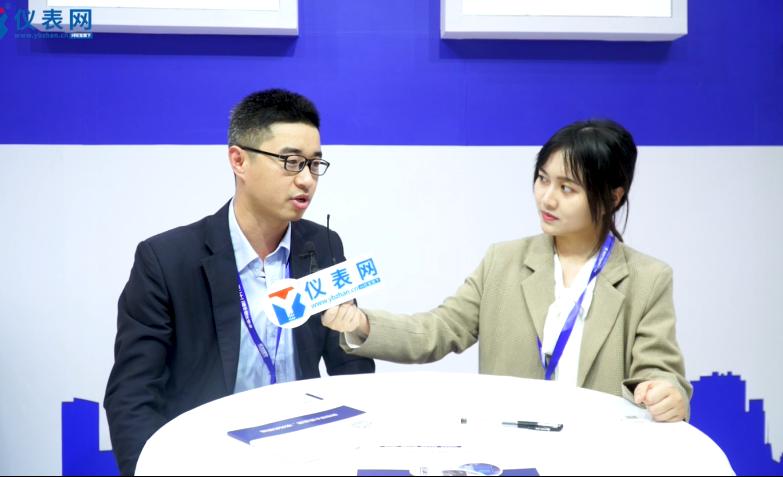 專訪上海博取儀器有限公司銷售經理梁峰