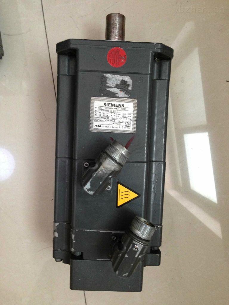 西门子808D伺服电机维修当天检测