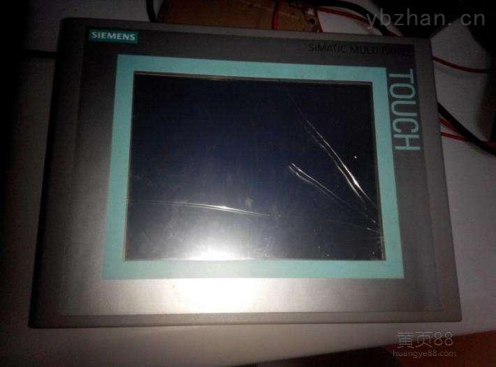 西门子MP270B触摸屏黑屏无显示维修