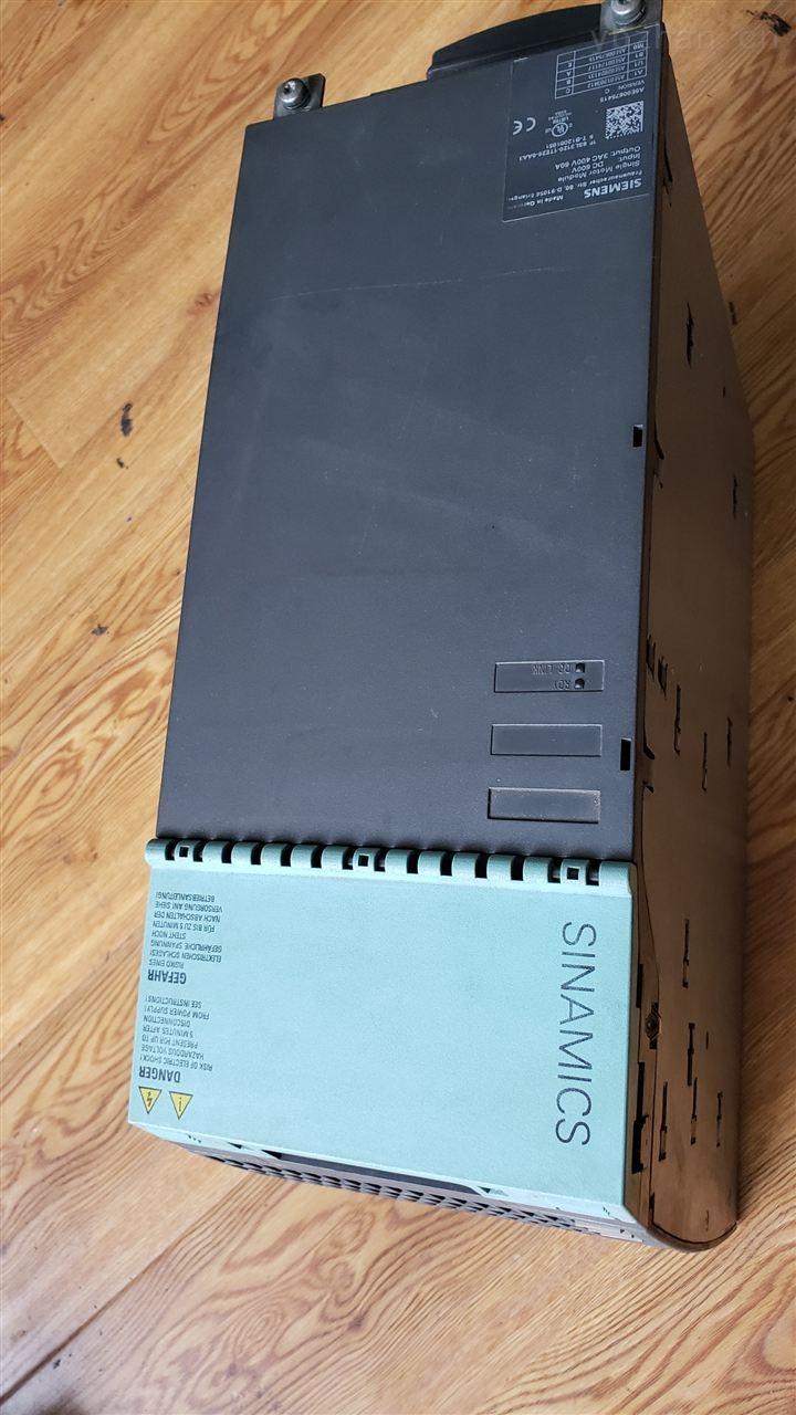 西门子840D数控系统主轴控制器维修-当天修好