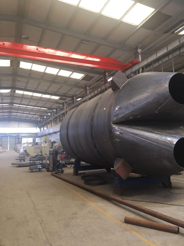 印染厂除色设备粉末活性炭投加装置