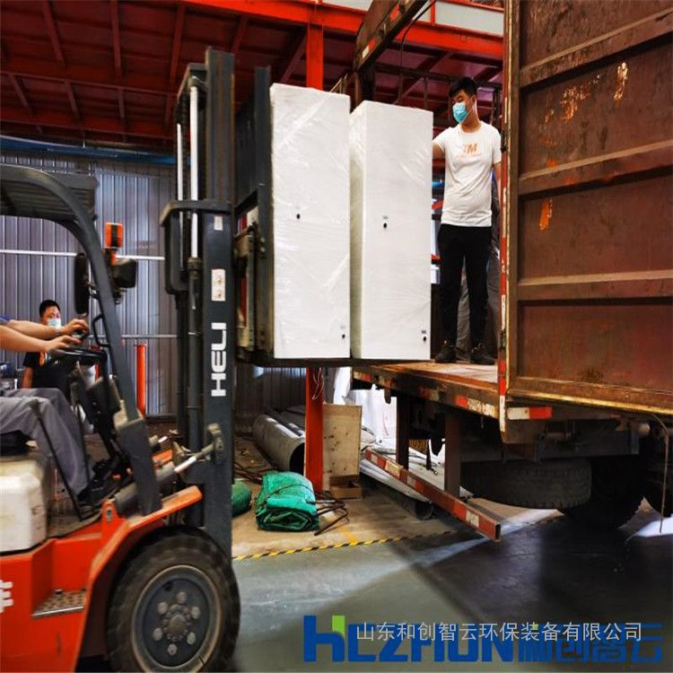 电解次氯酸钠发生器消毒设备