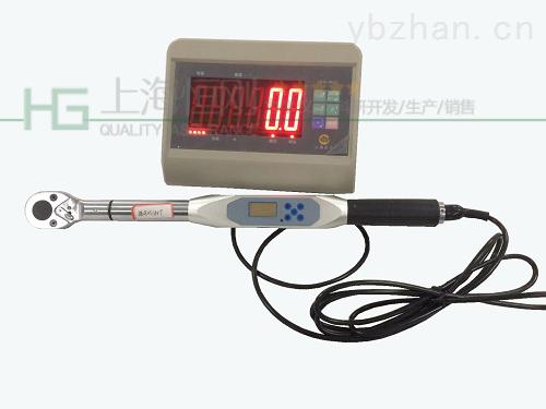 500N.m电子屏显示数据的力矩扳手