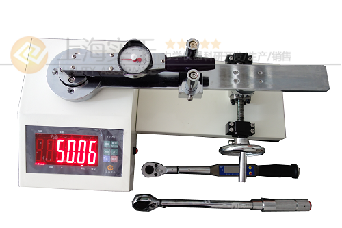 固定式双量程扭力扳手检定仪