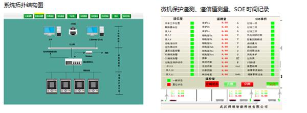 QTouch继电保护监控后台系统功能2