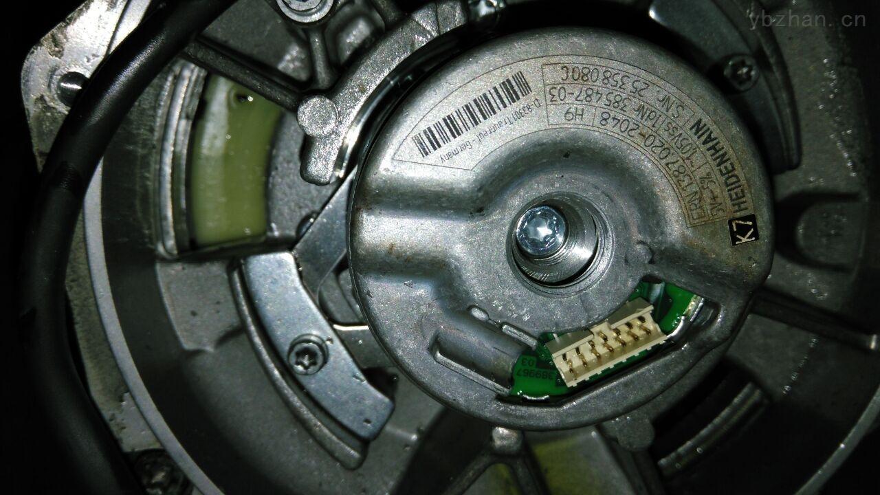 苏州西门子840D系统龙门铣伺服电机更换轴承-当天检测提供维修