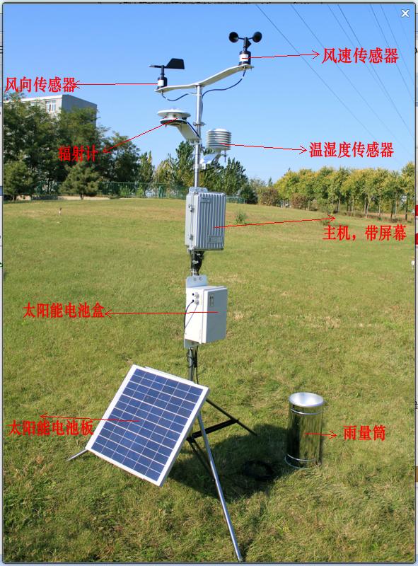 KDQX系列高精度数字气象站