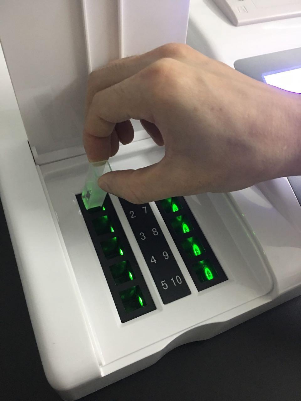 油脂和脂肪酸败程度测定仪