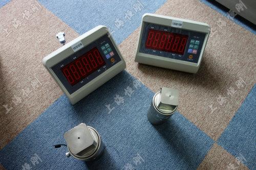 柱型电子推压测力仪