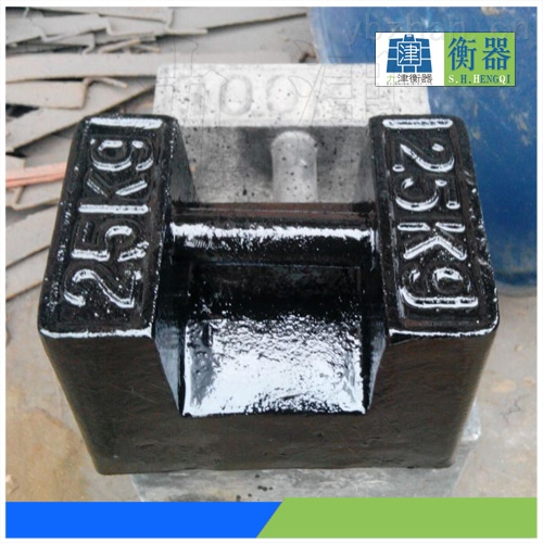 渭南20公斤铸铁砝码,20kg标准砝码