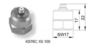 KS77c微型加速度传感器