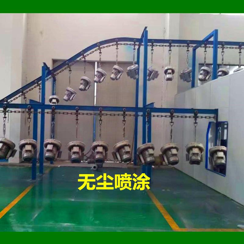 HTB75-032全风透浦式风机 多段透浦式风机 中国台湾全风风机 全风鼓风机示例图11