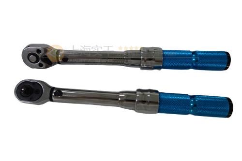棘輪頭專業級可調式扭力扳手圖片