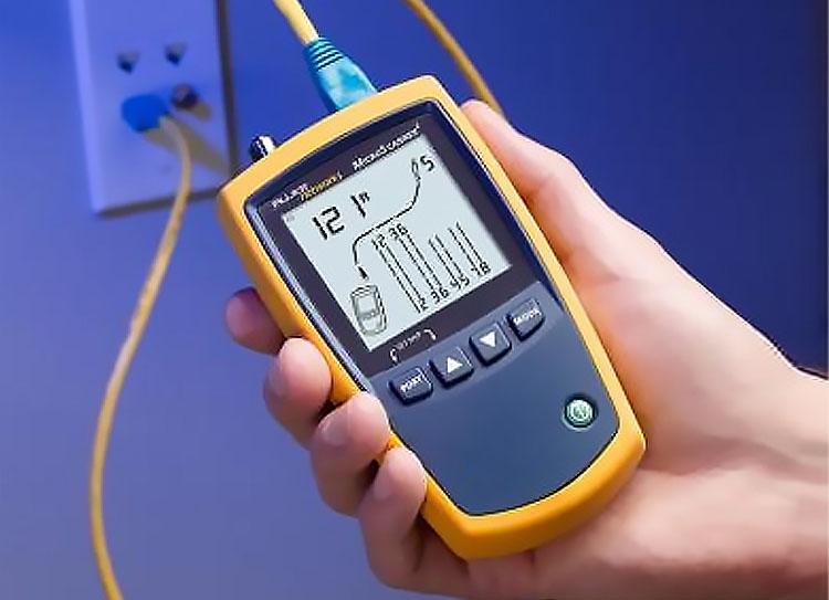 Fluke MS2-100电缆验测仪