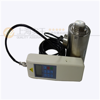 测力仪外置压力传感器手持式柱型数显压力计